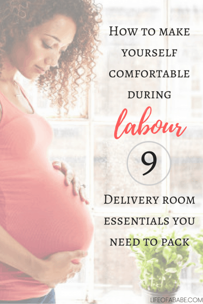 Labor and delivery room essentials to make labor more comfortable2 1