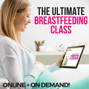 Milkology Ultimate Breastfeeding Class