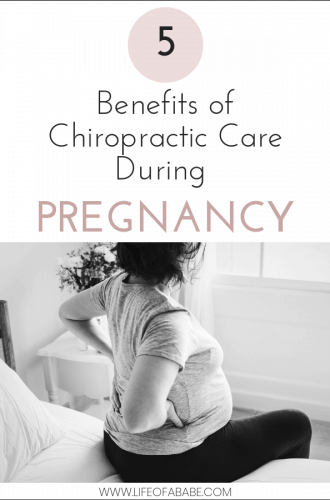 5 benefits of chiropractic care during pregnancy