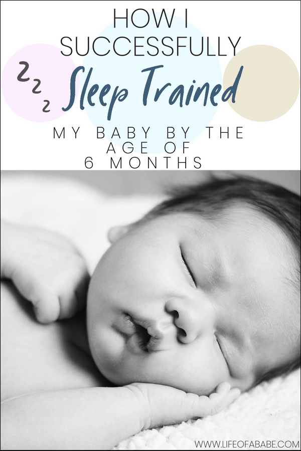 A no-frills guide on how to sleep train a baby