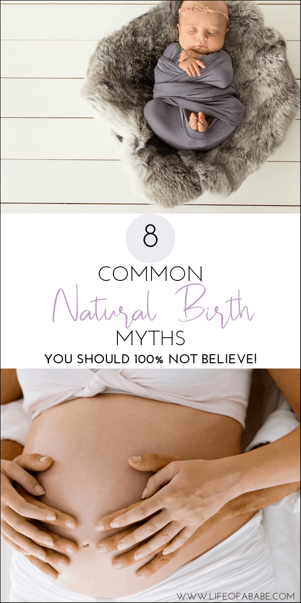 Common Natural Birth Myths You Should Absolutely Not Believe