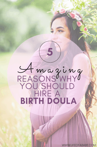 5 Important Reasons To Add A Doula To Your Birth Team