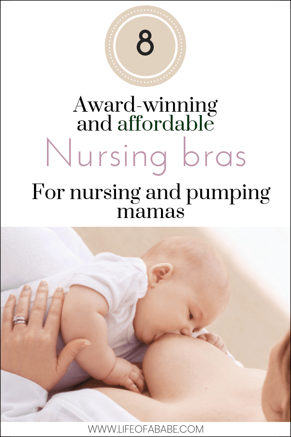 Award-winning and affordable nursing bras for nursing and pumping mamas | Maternity nursing bras