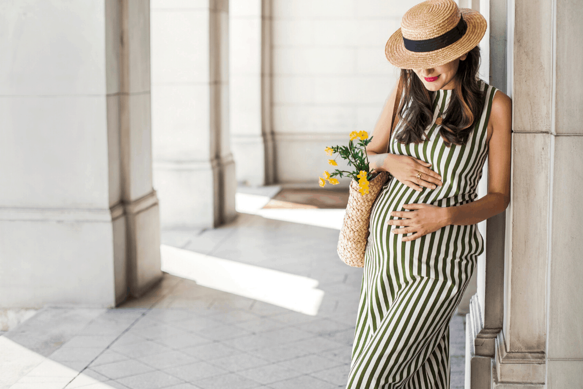 Stylish Non Maternity Dresses You Can Wear During And After Pregnancy